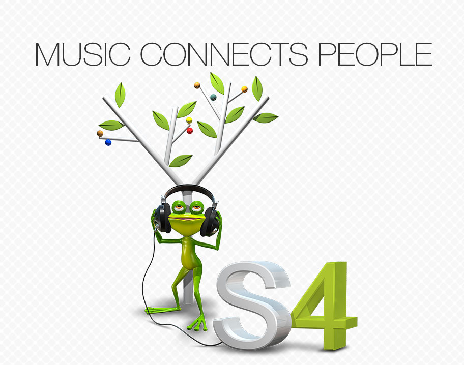 S4 Community – Music Connects People